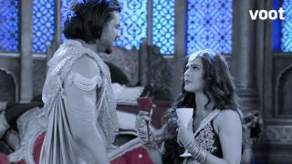 Chandrakanta gives Veer a truth potion!