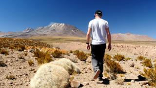 Brussels - Atacama Desert - Milan