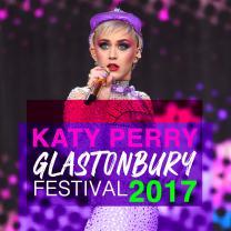 Katy Perry - Glastonbury Festival 2017