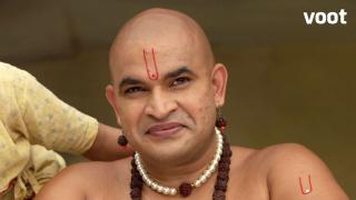 Swami's hidden message