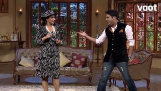 Kapil Sharma goes 'Ghanchakkar'