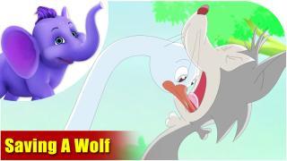 Saving A Wolf