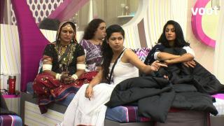 Day 1 in the Bigg Boss house