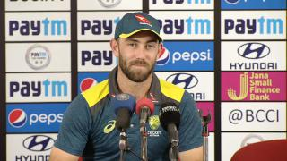 Win like this in first game of tour good for our confidence: Glenn Maxwell