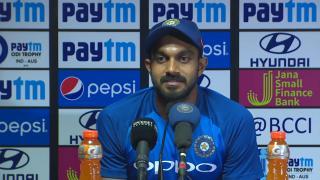 Tonight's final over will give team confidence that I can do it - Vijay Shankar