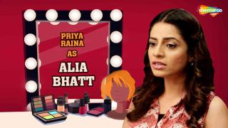 Priya Raina As Alia