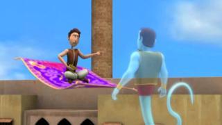 Aladdin B'Day | Halkat Sawaal