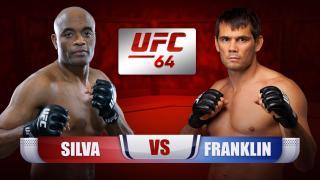 A. Silva vs R. Franklin