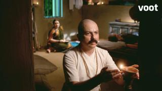 Rama's parents feel anxious