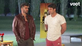 Arjun reveals the new contestant