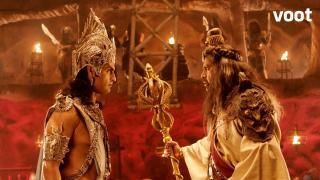 Indradev and Guru Shukracharya join forces!