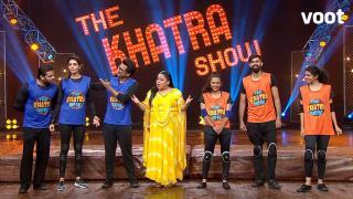 Khatra gets Khatarnaak!