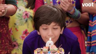 Roop celebrates his birthday