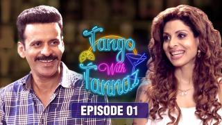 Manoj Bajpayee on Tango With Tannaz