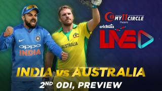 India v Australia, 2nd ODI: Preview