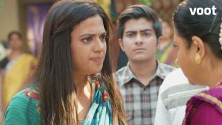 Mai faces Dhanak's fury