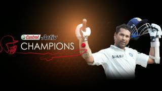 Castrol Activ Champions: Sachin Tendulkar Part 2
