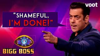 Salman Loses It Like Never Before