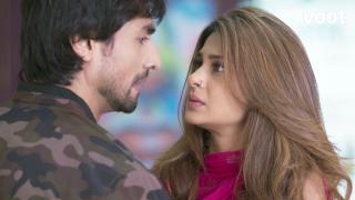 Aditya: You love me Zoya!