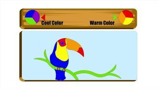 Cool Colors & Warm Colors