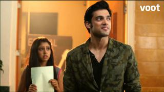 Nandini is unhappy with Manik