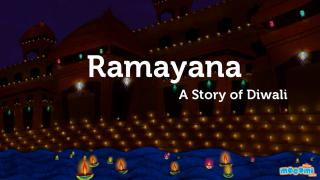 Ramayana The story of Diwali