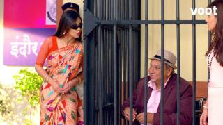 Dadaji ends up in jail