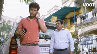 Jai comes to Aadhya's rescue