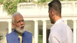 PM Modi talks about his determination