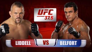 C. Liddell vs V. Belfort