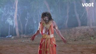Veer transforms into Narasimha!
