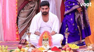 Rajeev's Haldi ceremony