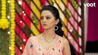 Riddhima looks for Sejal