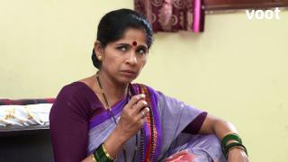 Attyabai on a hunger strike