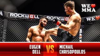 Eugen Dell vs Michail Chrisopoulos