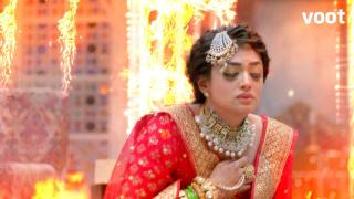 A mishap at Noor's marriage!