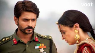 Rudra takes Parvati to a safer place