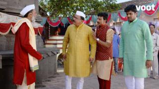 Siddhi's father breaks the news!
