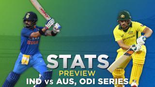 India v Australia, ODI Series: Stats Preview