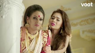 Saudamini and Manjulika held captive again!