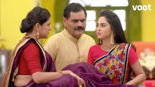 Roopa lies to the family