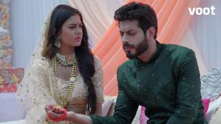 Purvi's wedding gets interrupted