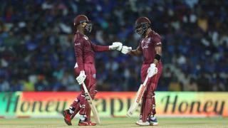Shai Hope's patience gives freedom to WI power-hitters - Simon