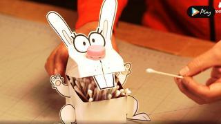EP 01 - Cool Cotton Swab Bunny