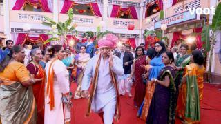 Vishal walks out of his wedding