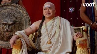 Acharya Chanakya's horrifying dream