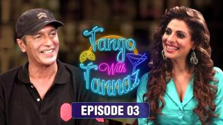 Chunky Pandey on Tango With Tannaz