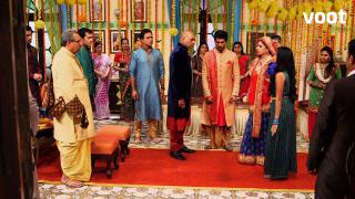 Lakshya flees from his engagement