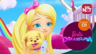 Barbie Dreamtopia - Snippet- Rainbow Cove Part 1