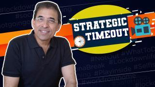 Strategic Timeout: Warne & VVS keep Harsha Bhogle company during lockdown